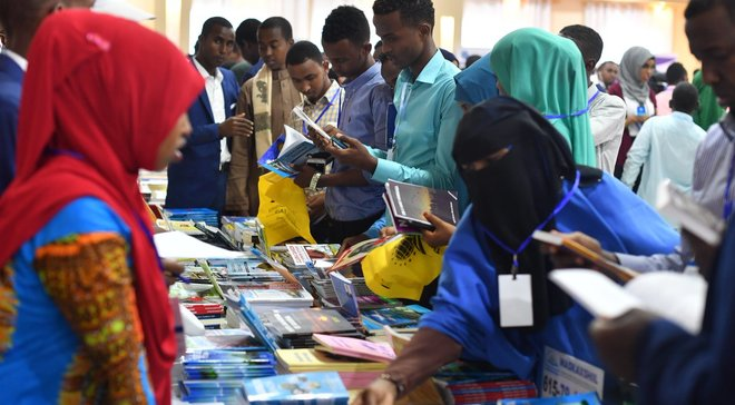 Mogadishu Book Fair 2017